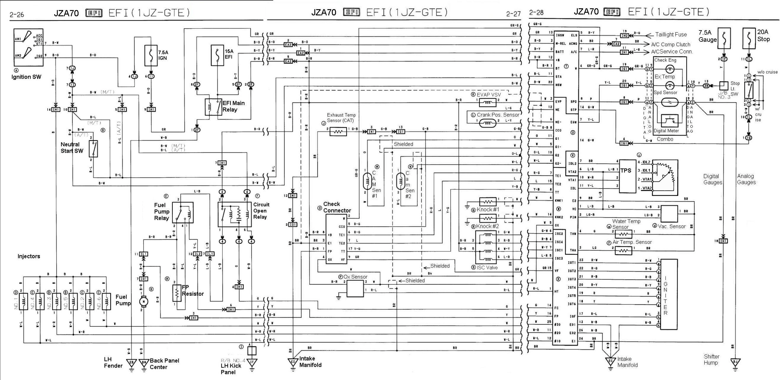 1jz wiring rh clickdesign co uk 1jz ecu wiring diagram 1jzgte wiring diagram pdf